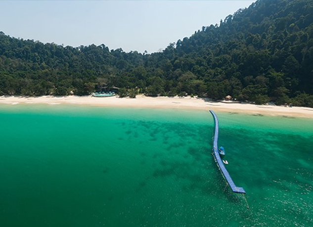 Awei Pila Resort Hosts 'Ghost Nets' Conservation Initiative In Myanmar