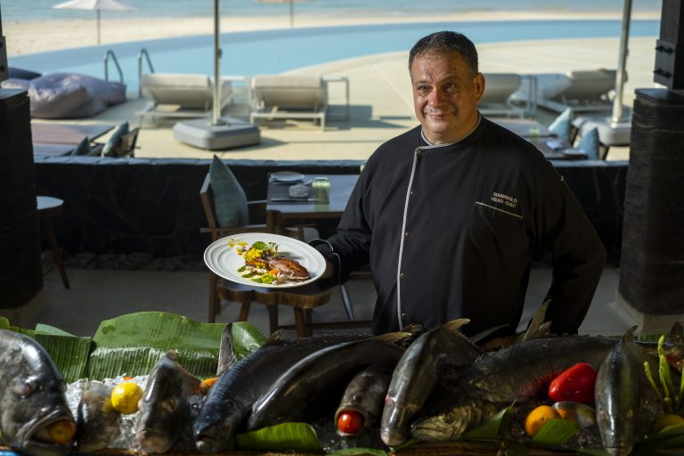 Get to Know: Chinellato Giampaolo, Culinary Director at Awei Pila